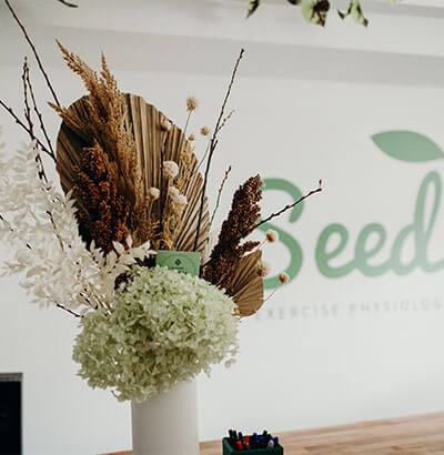 Seed Exercise Physiology shop front