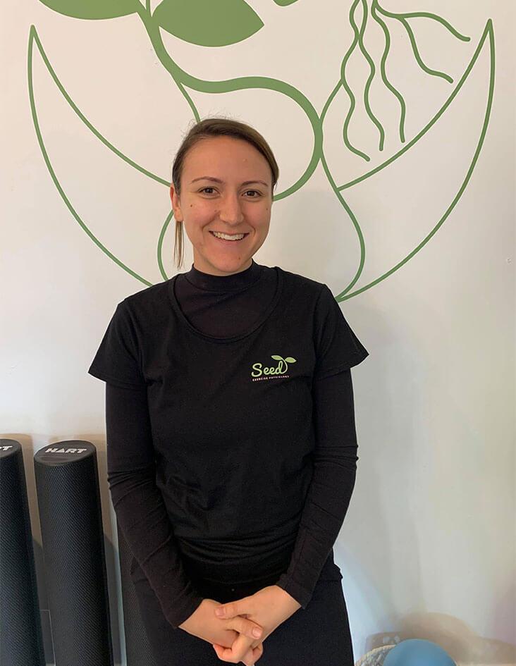 Eva, Seed Exercise Physiology